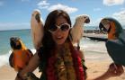 Shin Sae Kyung in Hawaii