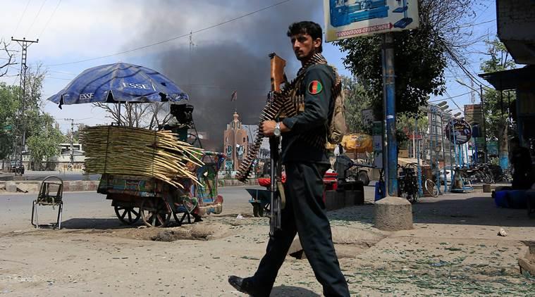 เกิดเหตุโจมตี 2 ครั้งในอัฟกานิสถาน สังเวยอย่างน้อย 50 ศพ ประเดิมถือศีลอดวันแรก