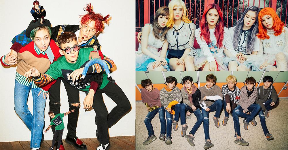 EXO-C.B.X | Red Velvet | Romeo ชวน 'คิมอูจู - ยุนยงบิน' แท็กทีมมาไทยเปิดเวที แบงคอก ซูเปอร์ ไลฟ์