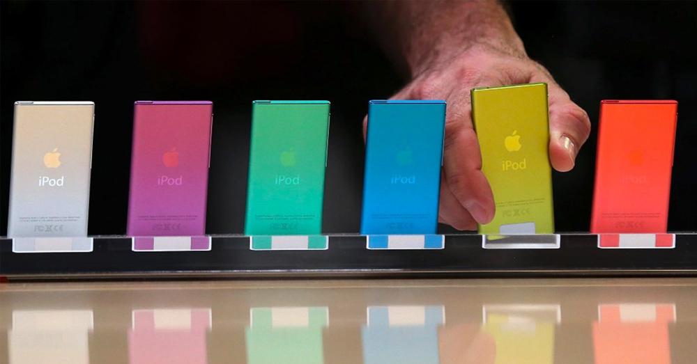 Apple ประกาศยุติผลิต iPod Shuffle และ iPod Nano อย่างถาวร