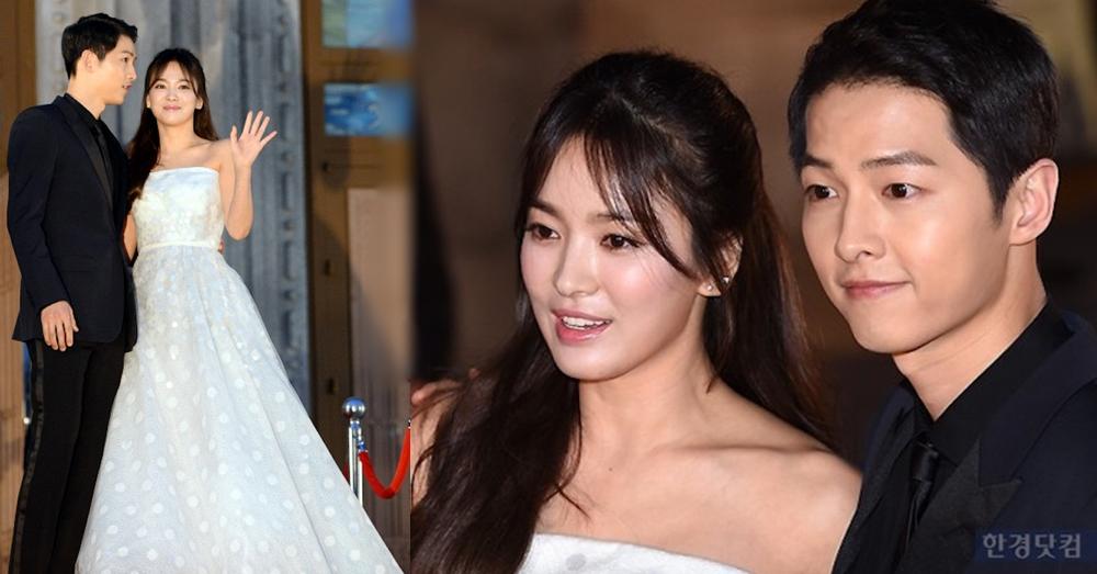 เทผู้หญิงทั้งเอเชีย! 'ซงจุงกิ' ประกาศแต่งงาน 'ซงฮเยคโย' 31 ต.ค.นี้