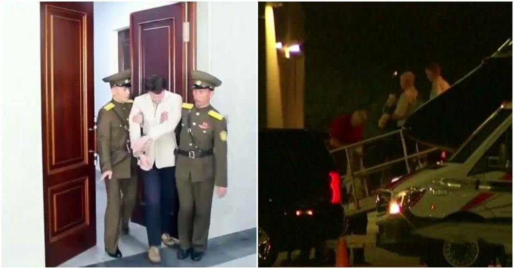 ไม่ใช่อุบัติเหตุ!! พ่อแม่ 'ออตโต วอร์มเบียร์' เชื่อลูกโดนเกาหลีเหนือทรมานก่อนกลับมาเสียชีวิตที่บ้านเกิด