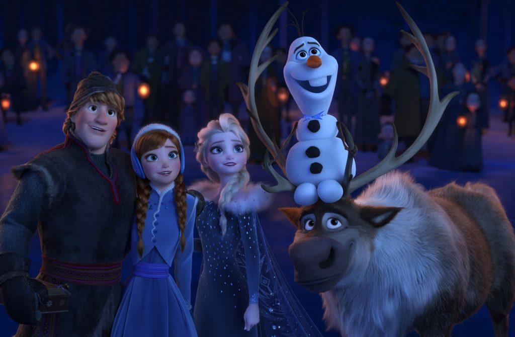 เอลซ่าและอันนา เตรียมกลับมาพาทุกคนไปท่องโลกน้ำแข็งอีกครั้งใน Frozen 2