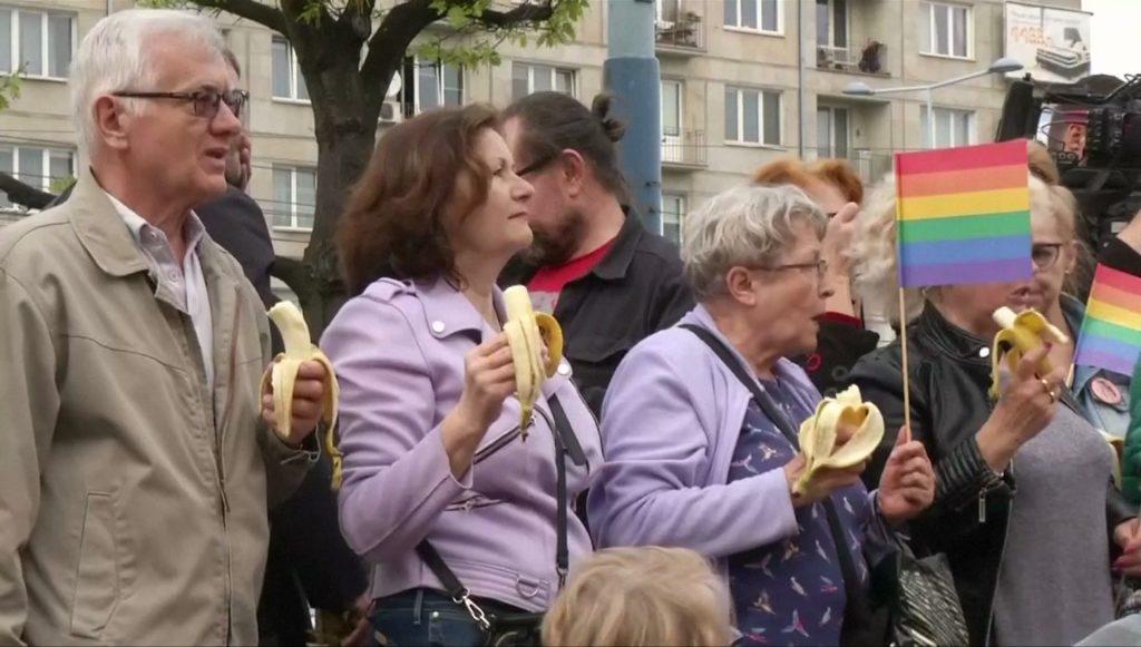 กินกล้วย