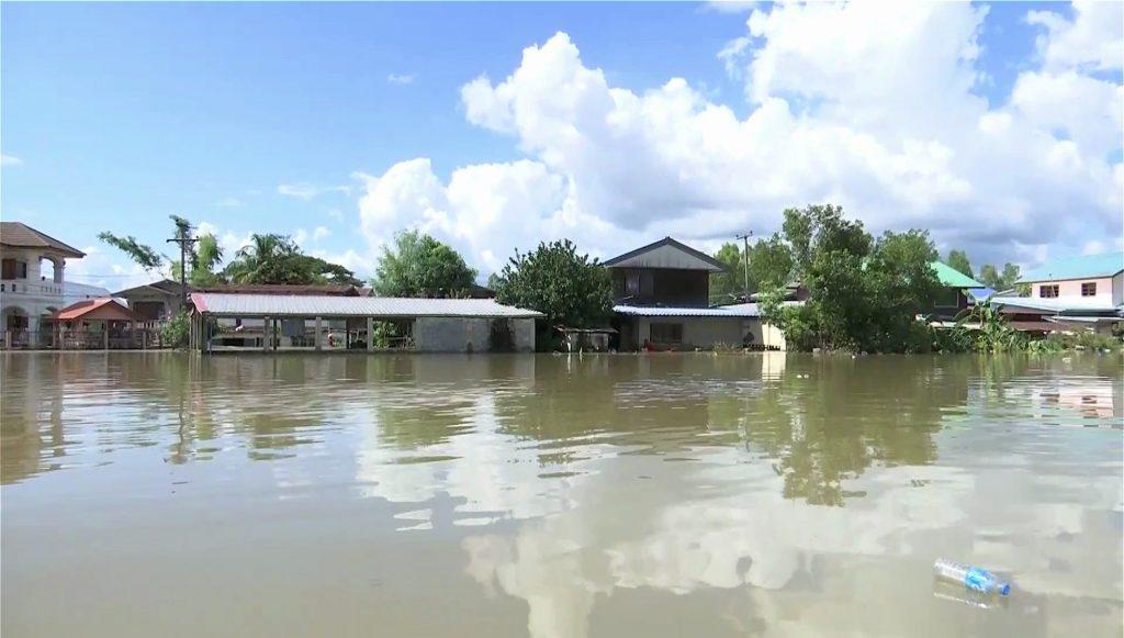 น้ำท่วมอุบลฯ