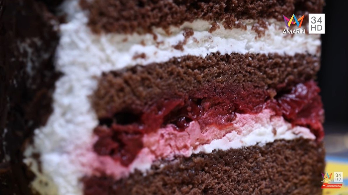 B;ack Forest Cake