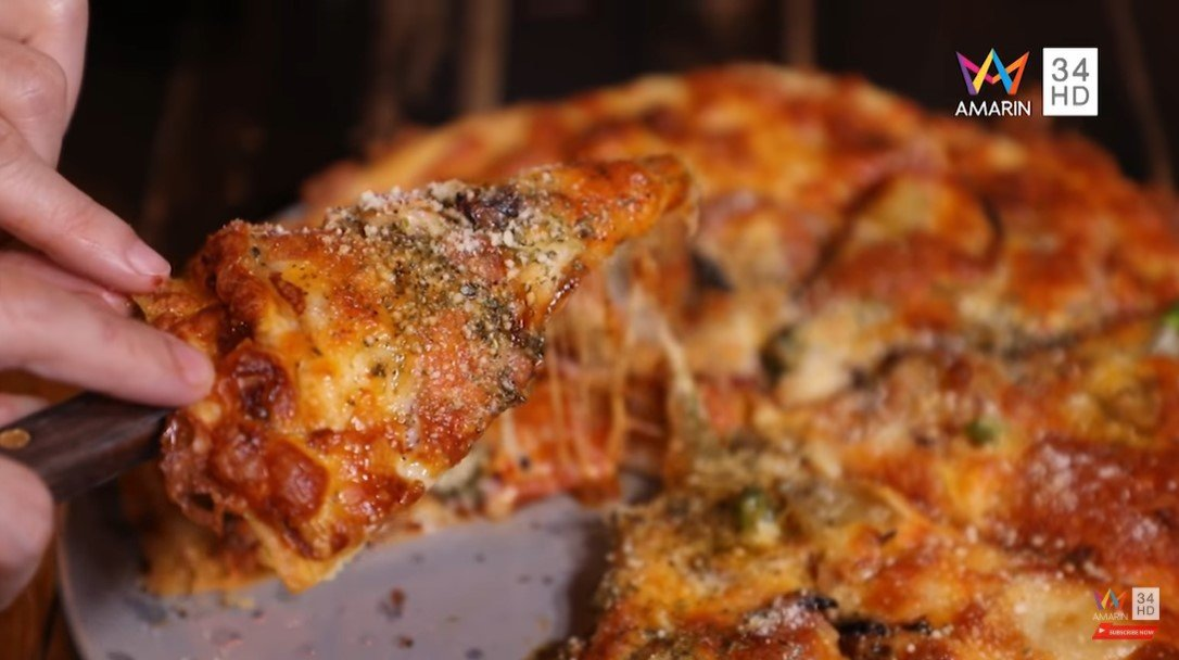 Spicy Texas Pizza