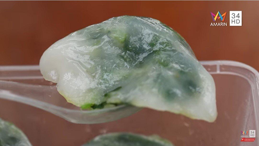 กุ๋ยช่าย ไส้ผัก