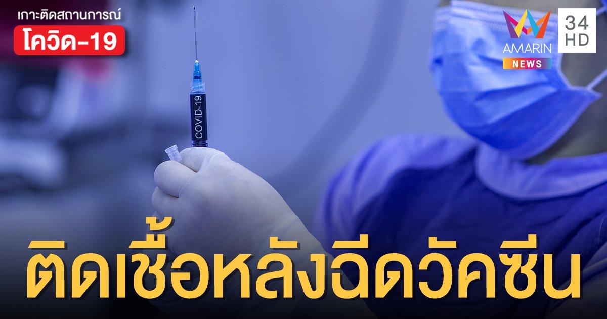 ต้องอาศัยเวลา! พยาบาลสหราชอาณาจักรติดโควิด หลังฉีดวัคซีน 3 สัปดาห์
