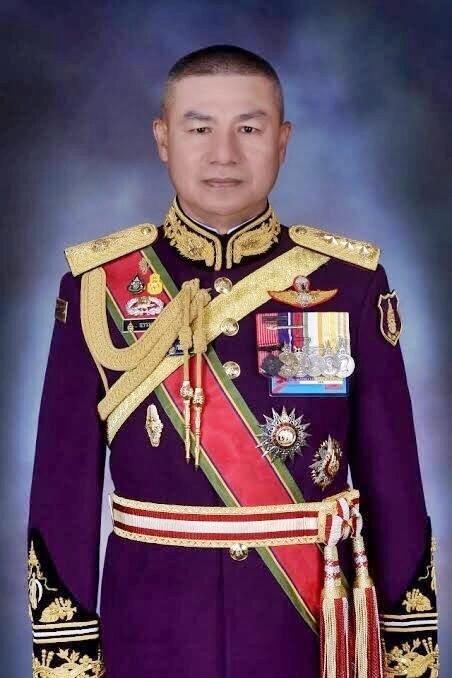 พล.อ.ธรรมนูญ วิถี ผู้ช่วยผู้บัญชาการทหารบก