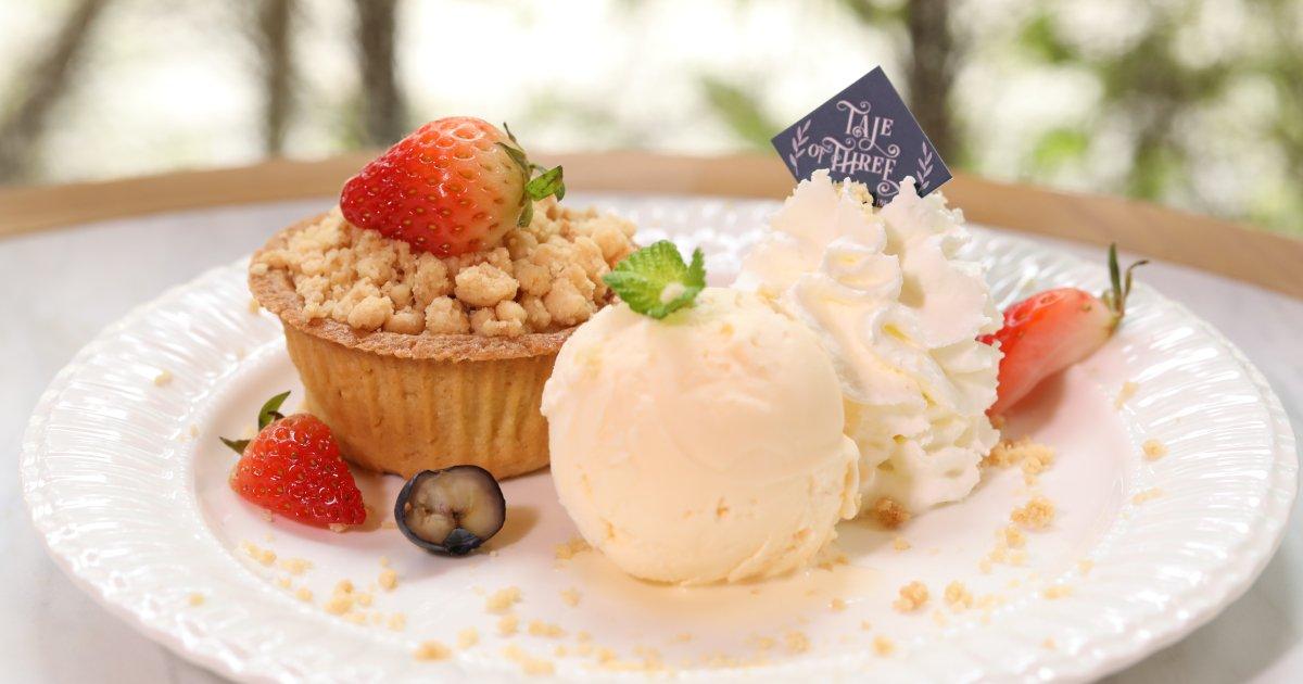 ร้าน Tale of Three Dessert Story and Idea