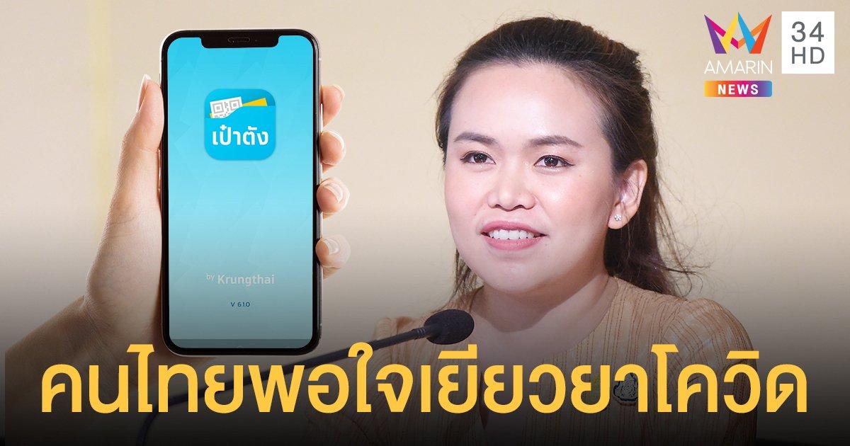 โพลเผยคนไทยพอใจ มาตรการเยียวยาโควิด มากถึงมากที่สุด แนะรัฐแจกเป็นเงินสด