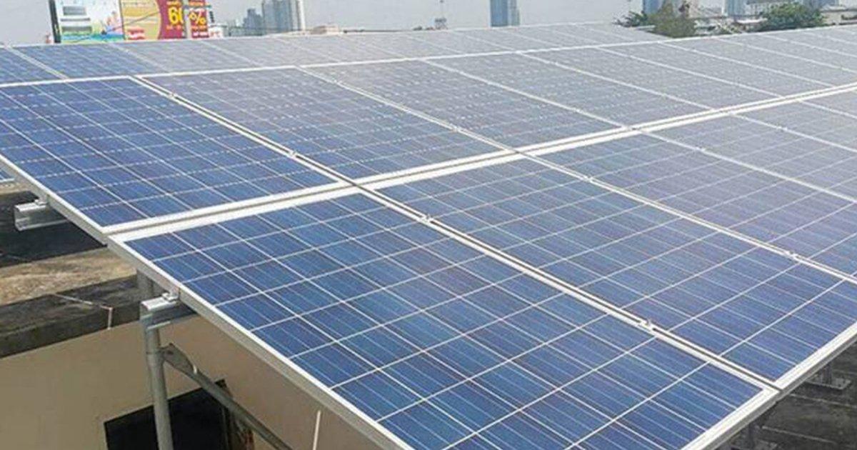 โซลาร์รูฟท็อป โตต่อ!คนหันติดตั้งลดค่าไฟ-ธุรกิจเร่งหาพลังงานสะอาดรับกติกาโลก