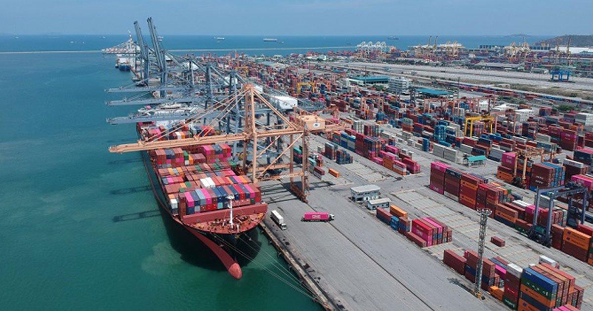 """ทลฉ.จับมือ"""" ท่าเรือเมืองเซี่ยเหมิน """"ของจีน ยกระดับบริการ ส่งเสริมการตลาดระหว่างกัน"""